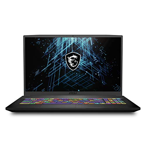 "MSI GF75 Thin 10UEK-029 17.3"" 144Hz 3ms FHD Gaming Laptop Intel Core i7-10750H RTX3060 16GB 512GB NVMe SSD Win10"