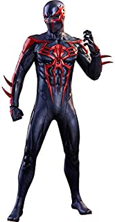 Spider-Man 2099 Black Suit Marvel's Spider-Man Video Game Masterpiece 1/6 Scale Hot Toys Exclusive (NO Brown Mailer)