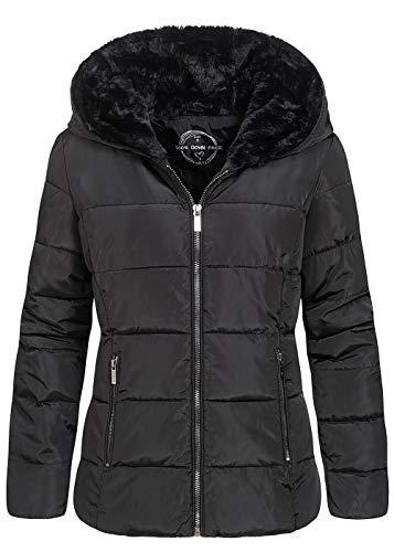 Hailys Soela Frauen Winterjacke schwarz L 100% Polyester Basics, Casual Wear, Streetwear