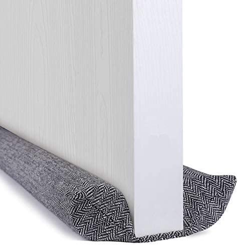 Door Draft Stopper Adjustable Length 32 to 38 Bold Diameter 2 Energy Saving Dust Proof Soundproofing product image