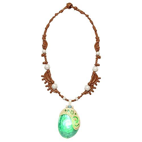 Jakks Pacific- Magical Seashell Necklace Disney Oceania Collana Magica di Vaiana per Bambini, Taglia Unica, 4696