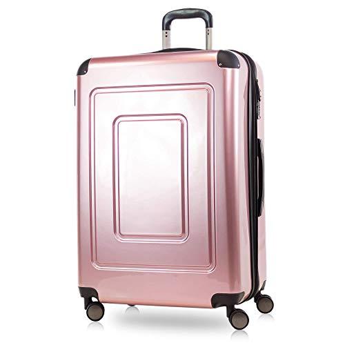 Happy Trolley - Lugano handbagage cabinentrolley bagage harde schaal koffer trolley reiskoffer, zeer licht