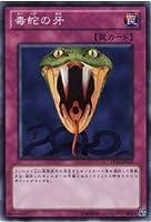遊戯王カード 毒蛇の牙 TP13-JP012N