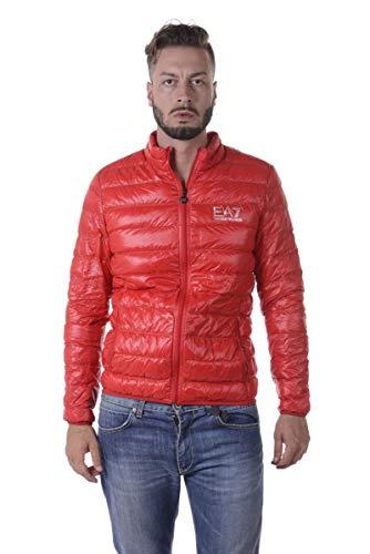 Ea7 emporio armani 8NPB01 PN29Z Down jacket Man Red Xxl