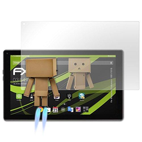 atFolix Bildschirmfolie kompatibel mit Blaupunkt Endeavour 1001/101G Spiegelfolie, Spiegeleffekt FX Schutzfolie