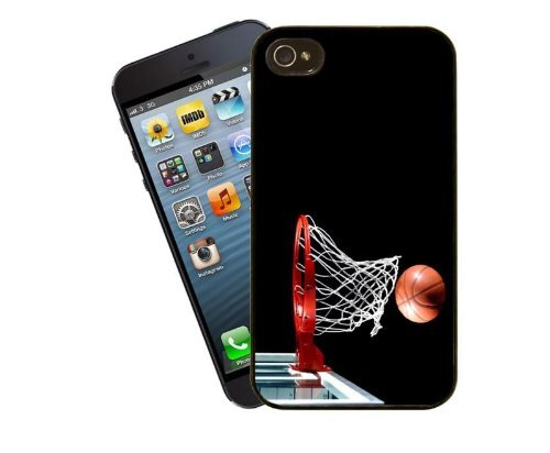 Eclipse Ideas de Regalo Deportivo de la NBA Baloncesto – iPhone 5/5S Funda