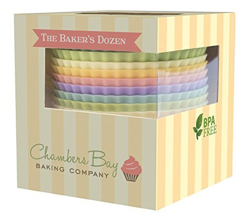 Our #4 Pick is the Chambers Bay Baking Company Baking Cup Liners