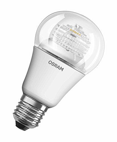 OSRAM LED SUPERSTAR Ampoule LED, Forme Classique, Culot E27, Dimmable, 10W Equivalent 60W, 220-240V, dépolie, Blanc Chaud 2700K, Lot de 1 pièce