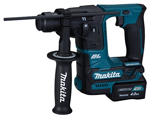 Makita HR166DSMJ TASSELLATORE 10,8V 2x4Ah-16mm-BL-SDS Plus compatibile-2FUNZ. -1,1J, 10.8 V