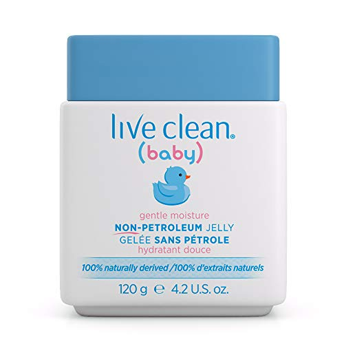 Live Clean Baby Gentle Moisture Non Petroleum Jelly 120 g