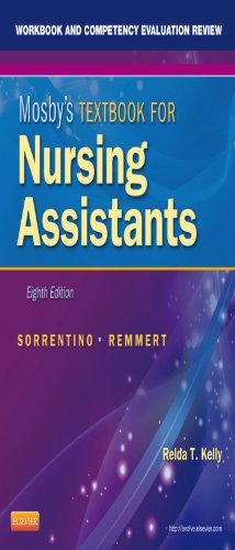 41uPrN XYAL - Workbook and Competency Evaluation Review for Mosby's Textbook for Nursing Assistants - E-Book