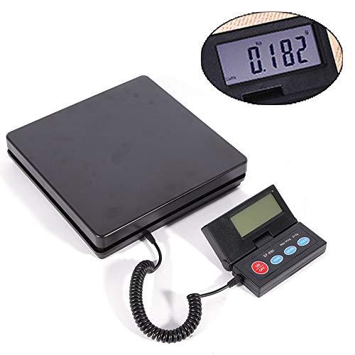 50kg/2g Plattformwaage,Paketwaage Digitalwaage