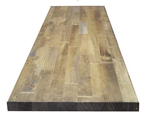 パイン集成材 【4色×150サイズから選べる】 25×500×500mm ラスティックパイン色 カット対応 DIY 棚 テーブル 木材 板 BRIWAX ブライワックス