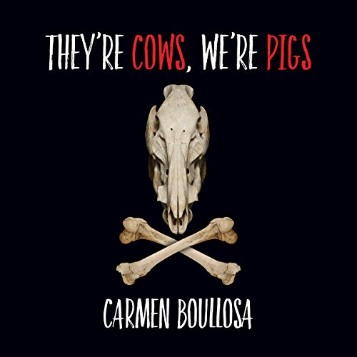 They're Cows, We're Pigs audiobook cover art