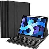 """ProCase Custodia con Tastiera per iPad Air 4 10.9"""" 2020/4a Generazione[US-Layout], Cover..."""