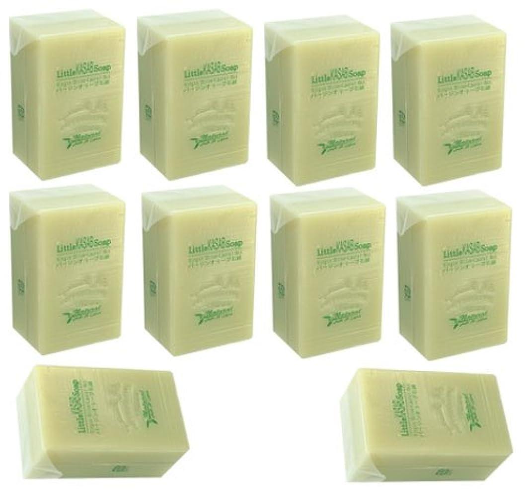 導出流用する可能にするリトルカサブ石鹸10個セット