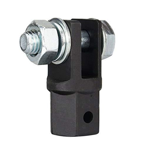 ibasenice - Adattatore per leva a forbice 1/2, robusto, portatile, a lunga durata, per chiavi a brugola o per trapano,...
