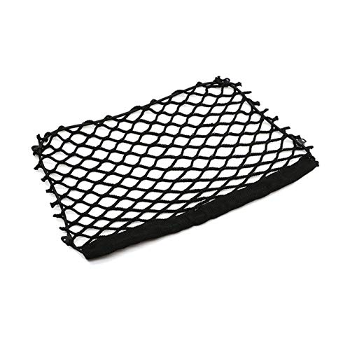 ZYHZP Motorcycle Nets Organizer Luggage Storage Cargo Moto Net Mesh For BMW GS R1200GS R1250GS F700GS F850GS F750GS F650GS Top Case (Color : 1Nets 5Hooks)