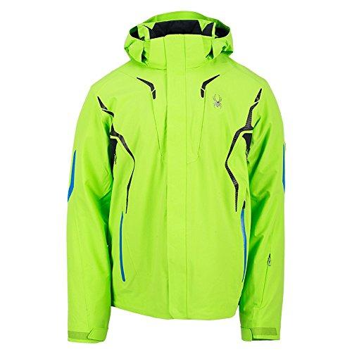 Spyder Herren Skijacke Garmisch M Mantis Green/Black/Collegiate