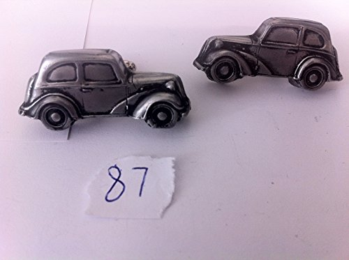 Ford populaire 103 E (debout sidevalve 3D Boutons de manchette Homme-Classique-Bouton De Manchette en étain effet ref87