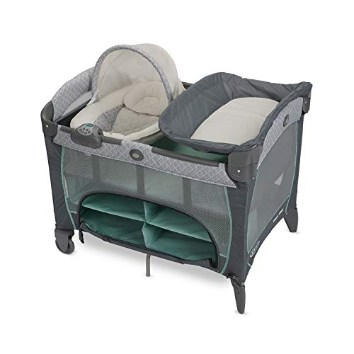 Graco Pack N Play with Newborn Napper and Changing Table