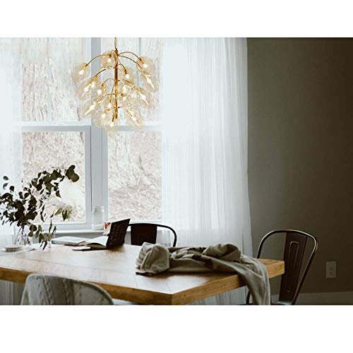 F-D hanglamp, vintage, creatief, bierfles, hanger van glas, LED, E27, met 5 kleuren, hanglamp, voor bar, keuken, restaurant, slaapkamer, winkel