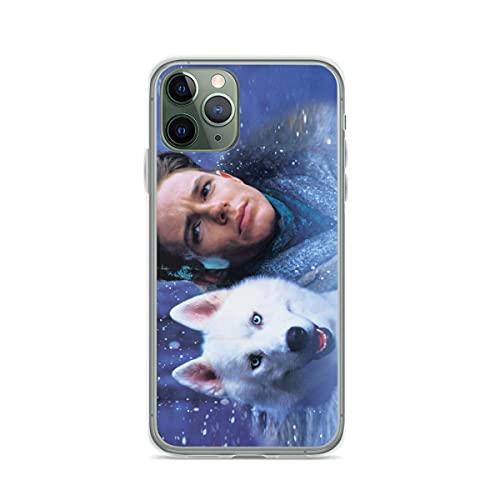 YICHIBAOEL Fundas para teléfono Pure Clear compatibles con iPhone 12/11 Pro MAX 12 Mini SE X/XS MAX XR 8 7 6 10s Plus Case-Iron Will