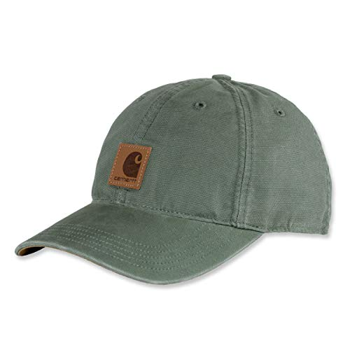 Carhartt Women's Canvas Cap, Gull Gray, OFA