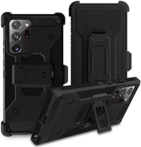 Chuangxinfull Samsung Galaxy Note 20 Ultra Holster case Belt Clip Rubberized Grip Slim Fit Protective product image