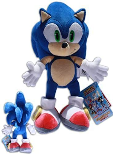 descuento Sonic the Hedgehog 12'' 12'' 12'' Plush Doll Sonic X Video Game azul Soft Toy Powerful Super Quality by Play  promocionales de incentivo