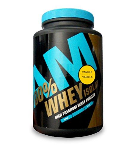 AMSPORT® High Premium Whey Protein Vanille 700 g