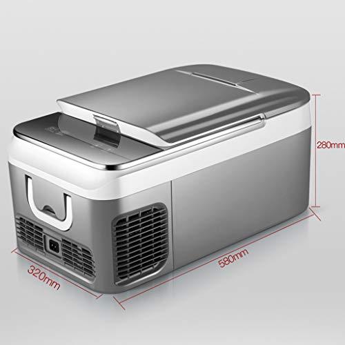 Refrigerador del Coche 18l Mini Congelador Casero para La Bebida ...