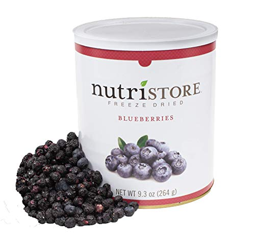 Nutristore Freeze Dried Blueberries | Healthy...
