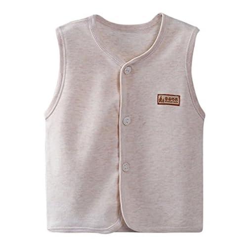 Children-Sleeveless-Vest-Kids-Top-Soft-Breathable-Jacket-for-Boys-Girls-Baby-by-Bornbayb