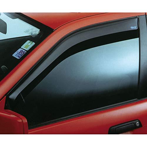 ClimAir 3800 Deflectores de aire compatible con Toyota Prius+ Wagon 2012