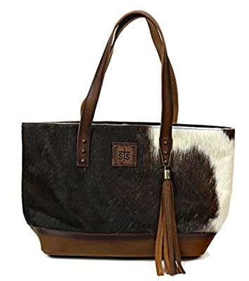 STS Ranchwear Women's The Classic Tote Cowhide One Size