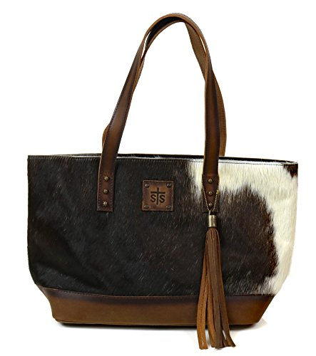 STS Ranchwear The Classic Tote Cowhide One Size