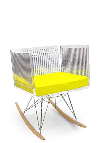 Acrila ~ Gele Cali acryl schommelstoel