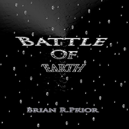 The Battle of Earth audiobook cover art