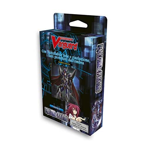 Bushiroad Cardfight Vanguard Trial Deck 10: Vendicatore del Purgatorio (IT)