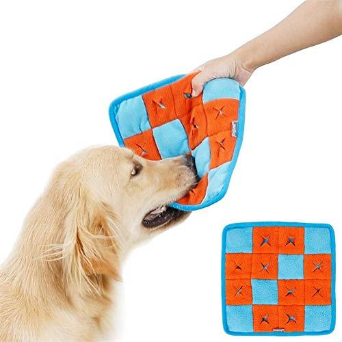 Pet Food Mat Hundefutter Mat Puppy Training Snuffle Mat Feeding-Matten for Hunde for Hunde Hunde Brain Games Dog Sniffing Pad Hund Snuffle Mat Large plm46