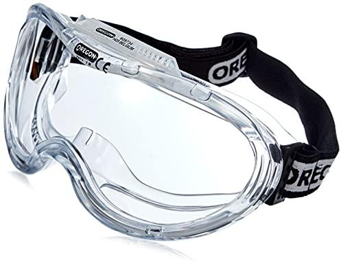 Oregon 539169 - Gafas de seguridad con certificación ce para uso profesional con gafas