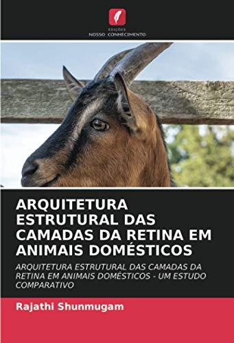 ARQUITETURA ESTRUTURAL DAS CAMADAS DA RETINA EM ANIMAIS DOMÉSTICOS: ARQUITETURA ESTRUTURAL DAS CAMADAS DA RETINA EM ANIMAIS DOMÉSTICOS - UM ESTUDO COMPARATIVO