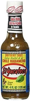 El Yucateco Sauce Habanero Xtra Hot