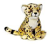 National Geographic 9770751 Gepard Plüschtier, gelb-braun