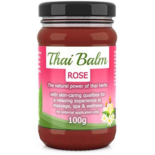Wang Prom Naturals Thai Herbal Balm 50g 100g Thai Massage Balm for Skin Care Massage Wellness