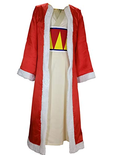 LVCOS Kirby Adventure Series King Dedede Cosplay Costume (Male M) Red