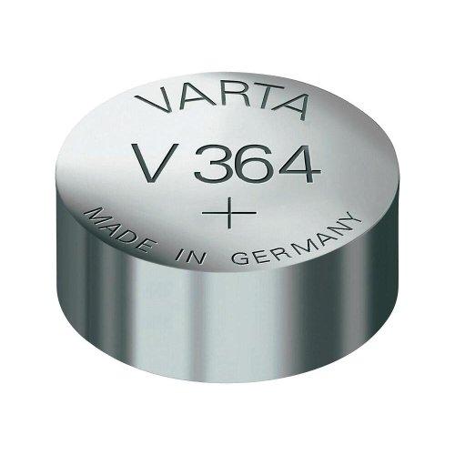 Varta SR 621 SW / SR 60 SW / V 364 1BL Knopfzelle Si