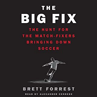 The Big Fix audiobook cover art