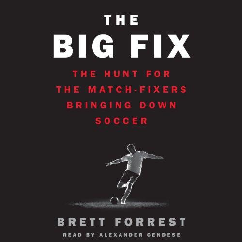 The Big Fix audiobook cover art